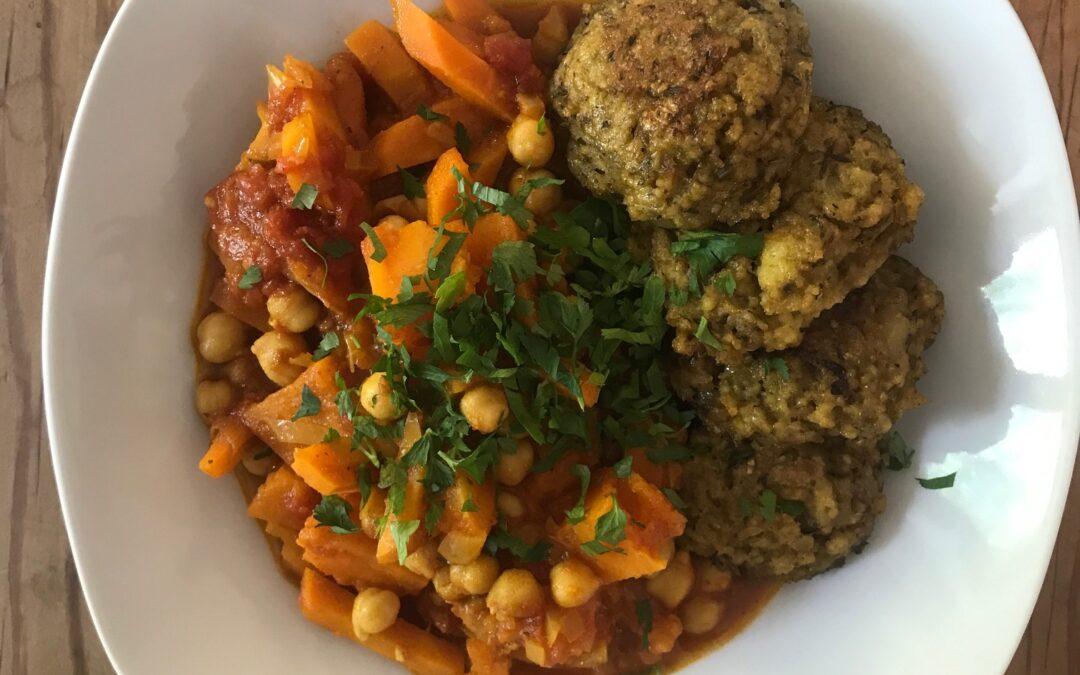 Rezept-Quickie: Süßkartoffel-Curry